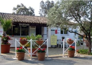 CAMPING GCU - CAVALAIRE LES OLIVIERS